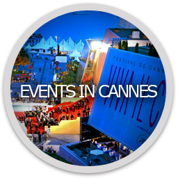 Events in Cannes