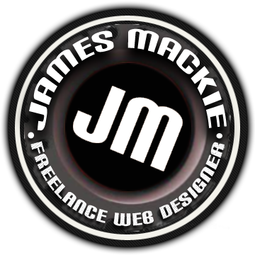 James Mackie | Freelance Web Designer Glasgow
