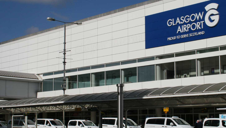 Glasgow Airport Taxi Company – New Website now Live!