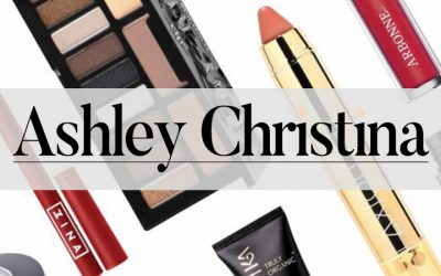 Ashley Christina Makeup – New Website now Live!