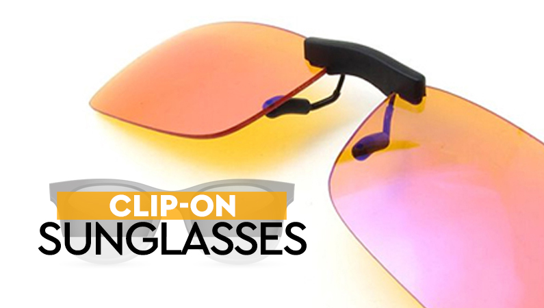 Clip On Sunglasses – New Website now Live!