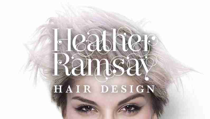Heather Ramsay Hair Design – New Website now Live!