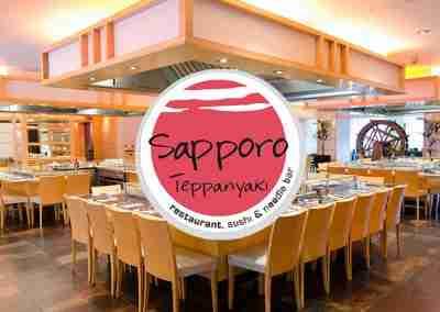 Sapporo Teppanyaki Glasgow